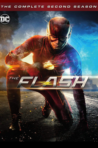 The Flash: The Complete 2nd Season (2015) (THNR14)