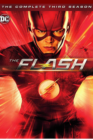 The Flash: The Complete 3rd Season (2016) (THNR14)