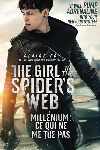 The Girl in the Spider's Web (2018) (HNR)