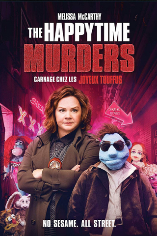 The Happytime Murders (2018) (HNR)