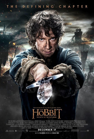 The Hobbit: The Battle of the Five Armies (2014) (7NR) - Anthology Ottawa