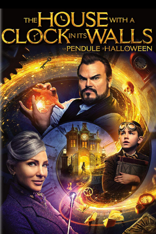 The House With A Clock In Its Walls (2018) (HNR)
