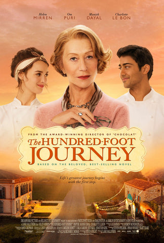 The Hundred-Foot Journey (2014) (C) - Anthology Ottawa