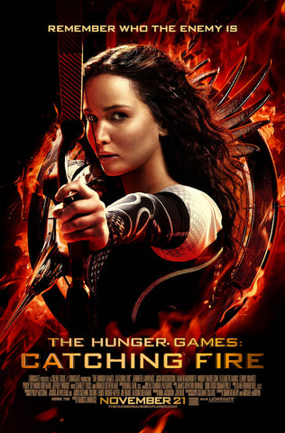 The Hunger Games: Catching Fire (2013) (C) - Anthology Ottawa
