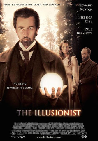 The Illusionist (2006) (C) - Anthology Ottawa