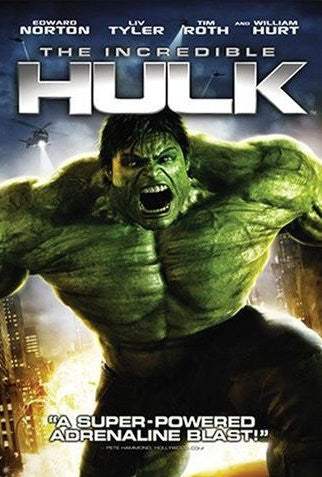 The Incredible Hulk (2008) (C) - Anthology Ottawa