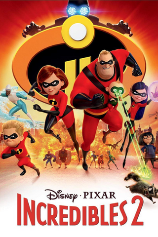 Incredibles 2 (2018) (HNR)