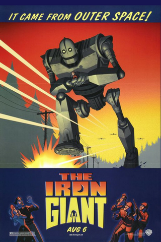 The Iron Giant (1999) (C) - Anthology Ottawa