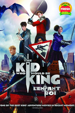 The Kid Who Would Be King (2019) (HNR)