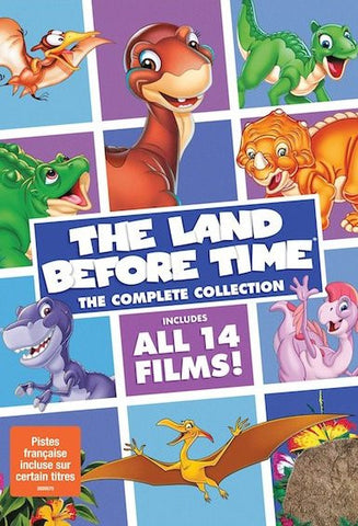 The Land Before Time: The Complete Collection (1988-2016) (HNR) (BXS30) - Anthology Ottawa