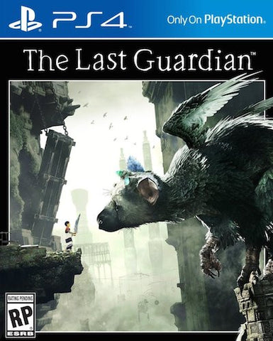 The Last Guardian (2016) PS4 (GHNR) - Anthology Ottawa