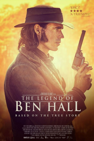 The Legend of Ben Hall (2016) (HNR) - Anthology Ottawa