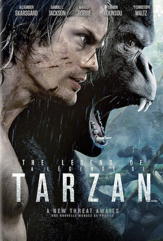 The Legend of Tarzan (2016) (HNR) - Anthology Ottawa