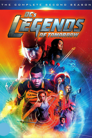 DC's Legends of Tomorrow: The Complete Second Season (2016) (THNR14)