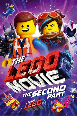 The Lego Movie 2 (2019) (HNR)