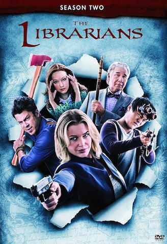 The Librarians: Season Two (2015) (THNR) - Anthology Ottawa