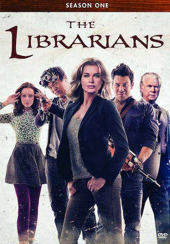 The Librarians: Season One (2014) (THNR) - Anthology Ottawa