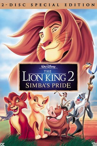 The Lion King 2: Simba's Pride (1998) (RC) - Anthology Ottawa