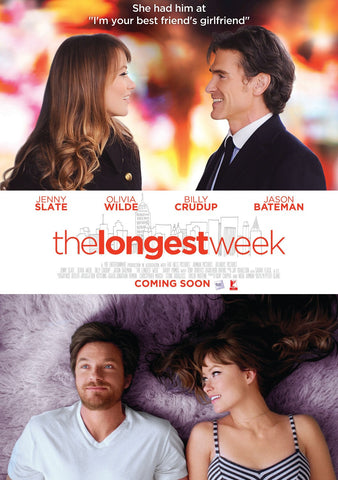 The Longest Week (2014) (7NR) - Anthology Ottawa