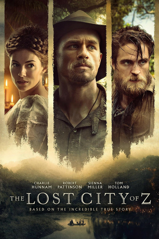 The Lost City of Z (2016) (HNR)