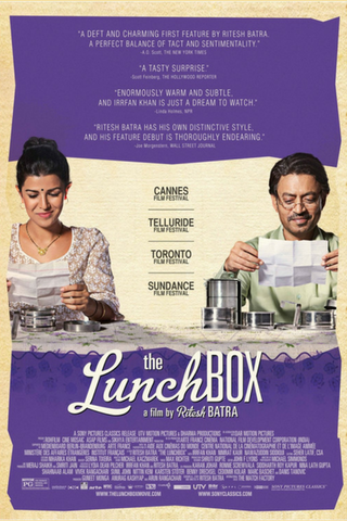 The Lunchbox (aka Dabba) (2013) (SC) - Anthology Ottawa