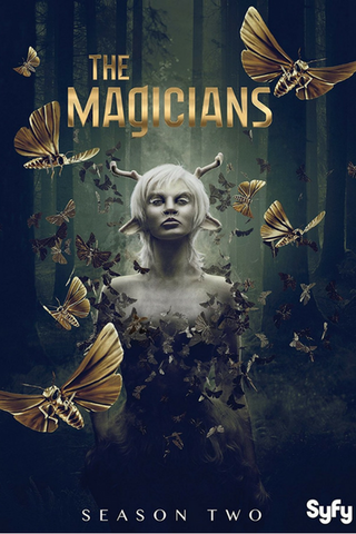 The Magicians: Season Two (2017) (THNR14) - Anthology Ottawa