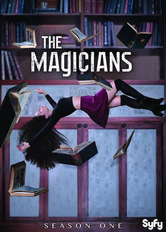 The Magicians: Season One (2015) (THNR) - Anthology Ottawa