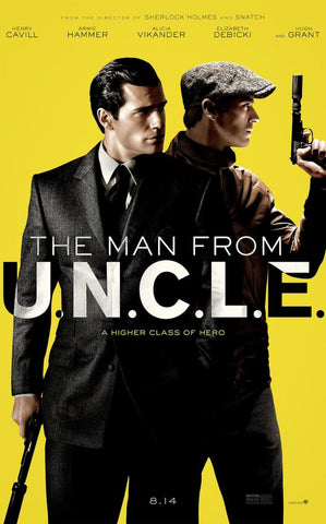 The Man From U.N.C.L.E. (2015) (HNR) - Anthology Ottawa
