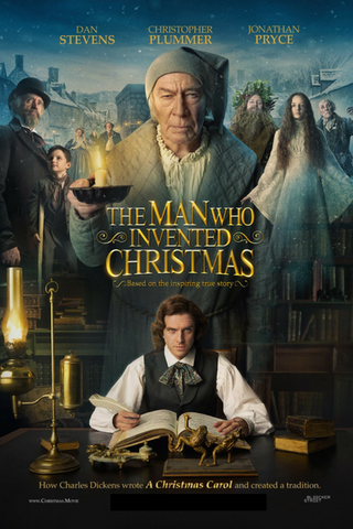 The Man Who Invented Christmas (2017) (HNR) - Anthology Ottawa