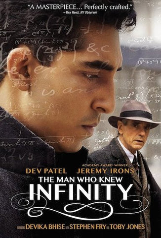 The Man Who Knew Infinity (2015) (HNR) - Anthology Ottawa