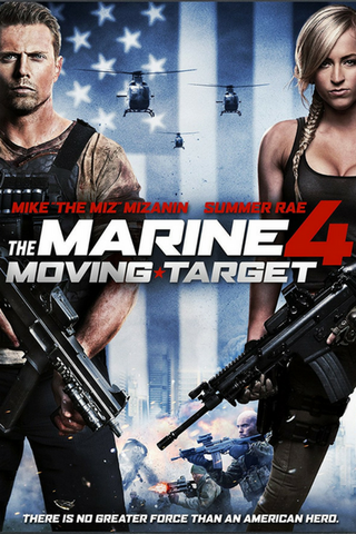 The Marine 4: Moving Target (2015) (SC) - Anthology Ottawa