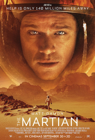 The Martian (2015) (HNR) - Anthology Ottawa