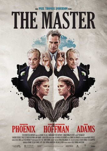 The Master (2012) (C) - Anthology Ottawa