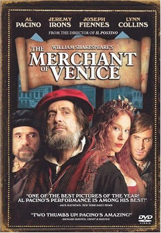 The Merchant of Venice (2004) (RC) - Anthology Ottawa