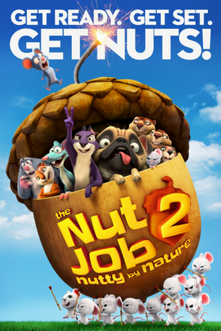 The Nut Job 2 (2017) (HNR) - Anthology Ottawa