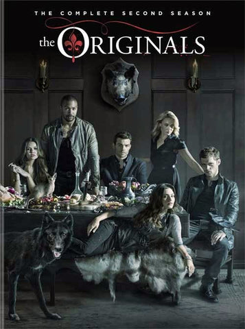 The Originals: The Complete Second Season (2014) (TNR14) - Anthology Ottawa