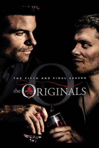 The Originals: The 5th and Final Season (2018) (THNR14)