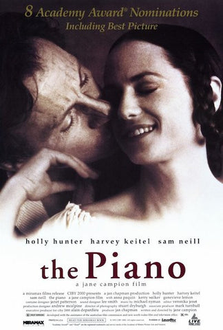 The Piano (1993) (C) - Anthology Ottawa