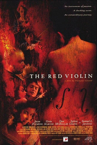 The Red Violin (1998) (C) - Anthology Ottawa