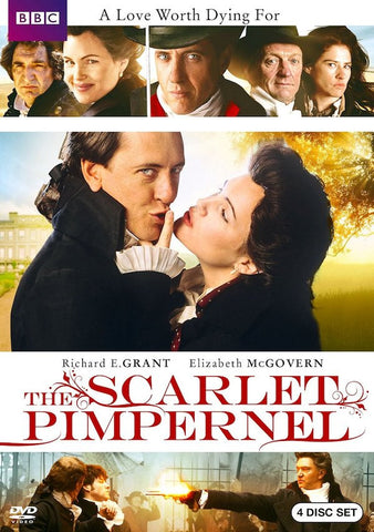 The Scarlet Pimpernel (1999) (THNR) - Anthology Ottawa