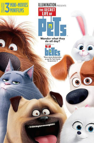 The Secret Life of Pets (2016) (HNR) - Anthology Ottawa