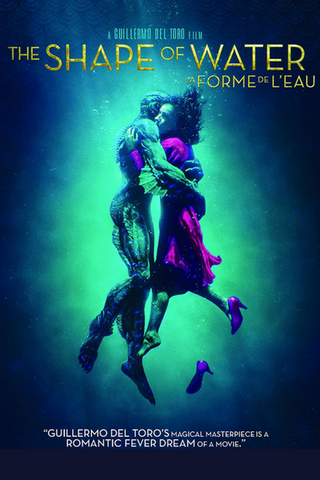 The Shape of Water (2017) (HNR) - Anthology Ottawa