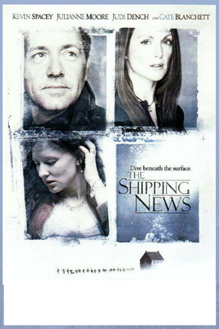 The Shipping News (2001) (C) - Anthology Ottawa