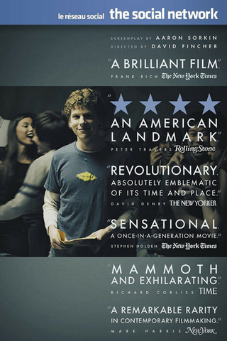 The Social Network (2010) (C) - Anthology Ottawa