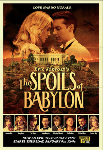 The Spoils of Babylon (2014) (HNR) - Anthology Ottawa