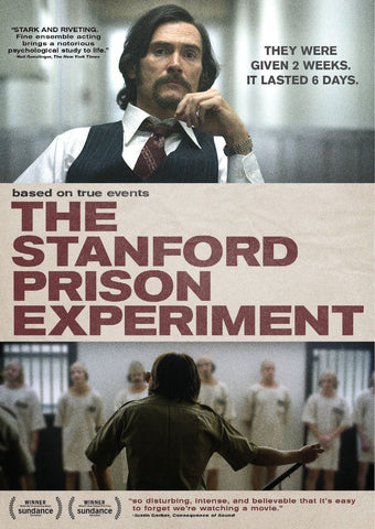 The Stanford Prison Experiment (2015) (HNR) - Anthology Ottawa