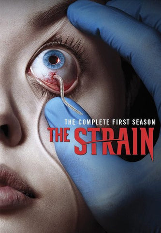 The Strain: The Complete First Season (2014) (TC14) - Anthology Ottawa
