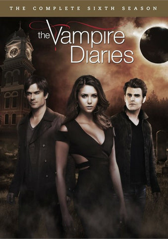 The Vampire Diaries: The Complete Sixth Season (2014) (TNR) - Anthology Ottawa
