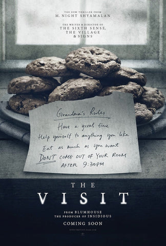 The Visit (2015) (HNR) - Anthology Ottawa