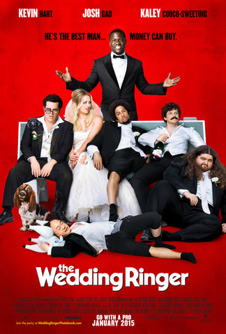 The Wedding Ringer (2015) (7NR) - Anthology Ottawa